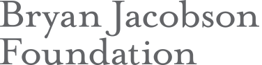 Bryan Jacobson Foundation (logotype)