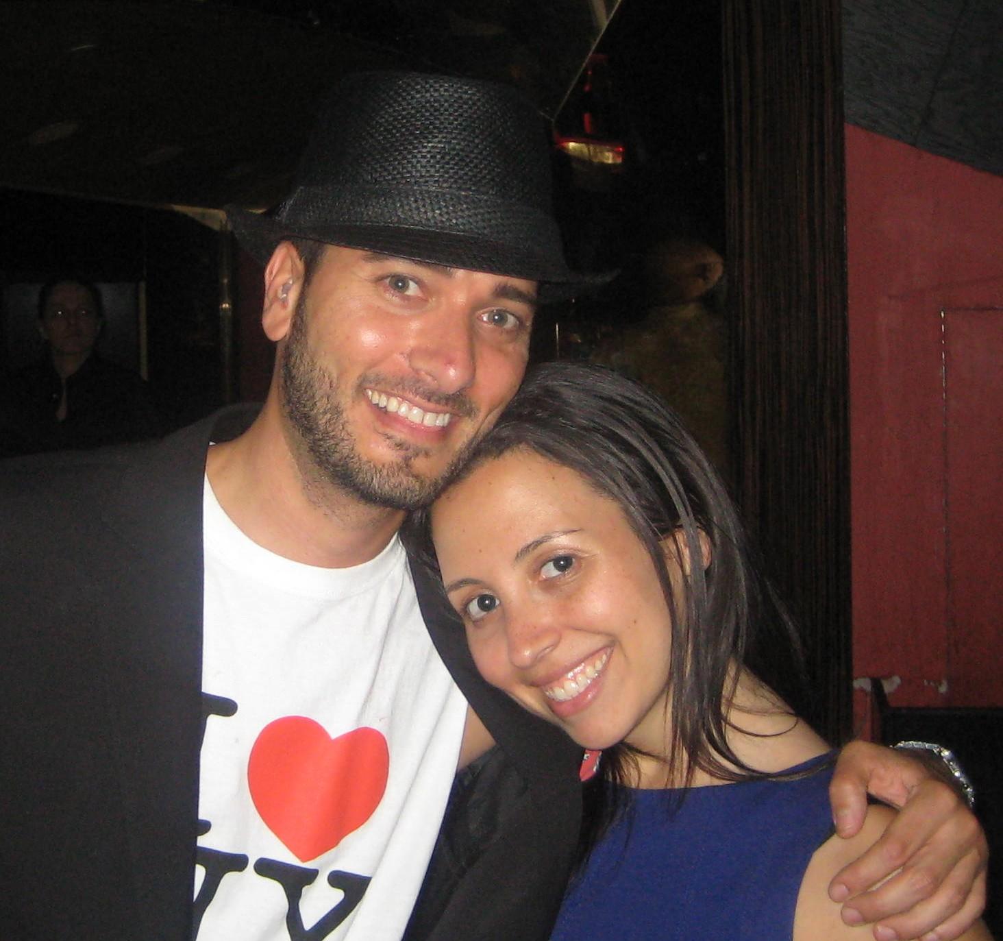 Bry and Rachel